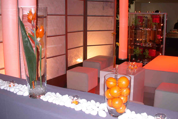 Lounge trait event - Sfeer zen lounge ...